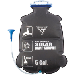 PVC FREE SOLAR SHOWER
