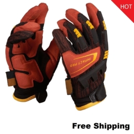 Rappelling gloves Full Finger Impact Outdoor Hiking Airsoft Paintball rappeling