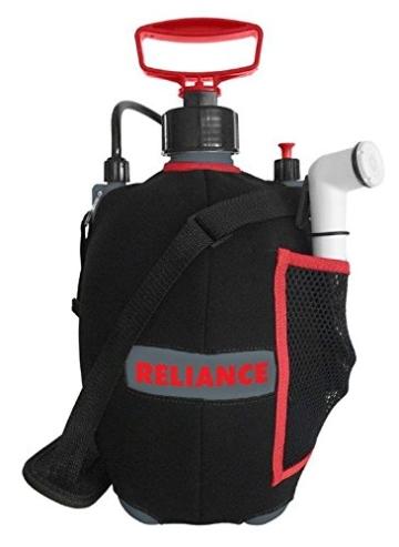 Reliance Products Flow Pro Pressurized Portable Showever, 2 Gallon - 1