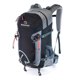 Roamm Highline 30 Backpack - 30L Liter Internal Frame Daypack - Best Bag for Camping, Hiking, Backpacking, and Travel - Men and Women - 1