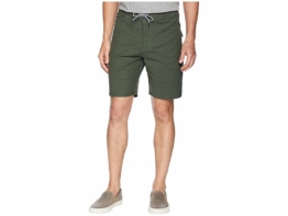 Roark Layover Walkshorts (Army) Men's Shorts