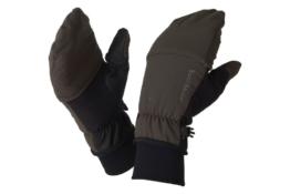 Sealskinz Outdoor Waterproof Sports Walking Hiking Skiing Mitten Gloves - Olive