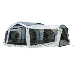 Tahoe Gear Carson 3-Season 14 Person Large Family Cabin Tent - 1