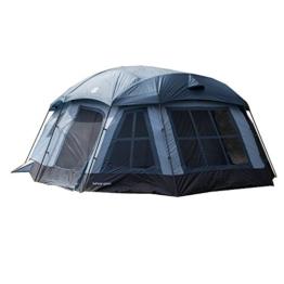 Tahoe Gear Ozark 3-Season 16 Person Large Family Cabin Tent - 1