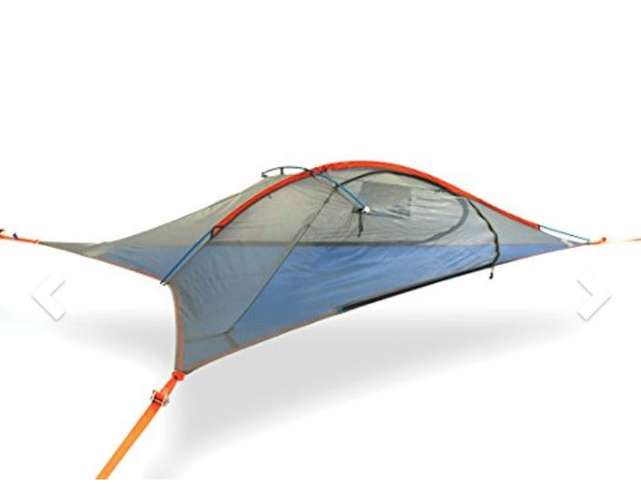 Tentsile suspended hiking tent