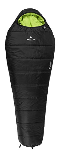 TETON Sports LEEF -18C Ultralight Mummy Sleeping Bag - 1