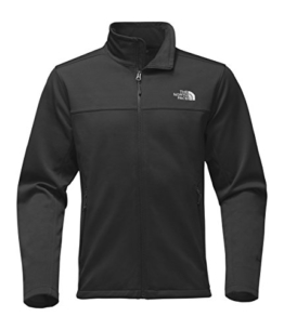 The North Face Men's Apex Canyonwall Jacket - TNF Black & TNF Black - M - 1