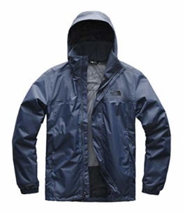 The North Face Men's Resolve 2 Jacket - Shady Blue & Shady Blue - L - 1