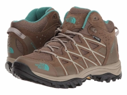 The North Face Storm III Mid WP (Cub Brown/Crockery Beige) Women's Hiking Boots