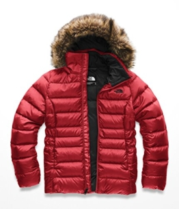 The North Face Women's's Gotham Jacket II - TNF Red - S - 1
