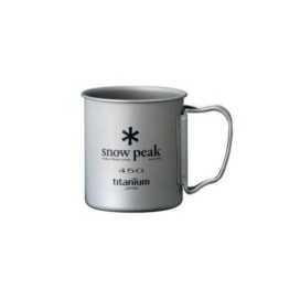 TITANIUM SINGLE 450 MUG