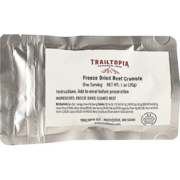Trailtopia Beef Crumble Side Pack