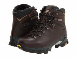 Zamberlan Vioz GT (Dark Brown/Beige) Women's Hiking Boots
